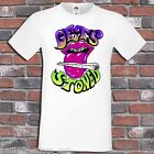 Gets Stoned Shirt Lips Lick Drunk Fun Weekend Party Men T-Shirt Funny Gift