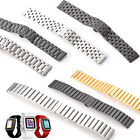 KR-NET Quick Release Stainless Steel Metal Watch Band Strap for Pebble Time US