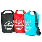 Hinterfeld 15L PVC Laminate Fabric Backpack Waterproof Dry Bag Floating Boating