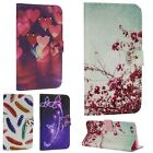 Stylish Flip Leather Case Cover Wallet Slots Stand For iphone Samsung Galaxy