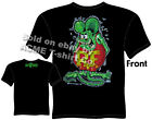 Ratfink T Shirts Big Daddy Shirt Ed Roth T Shirts Real Rat Fink Shirt Clothing
