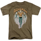 Aquaman From The Depths T-Shirt DC Comics Sizes S-3X NEW