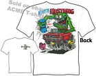 Big Daddy T Shirts Mighty Mustang Rat Fink Apparel Ed Roth Tee Sz M L XL 2XL 3XL