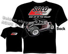 Ford Shirt Hot Rod Clothes Automotive Shirts Vintage Car Solo Speed Shop 1932 32