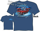 Mustang T Shirts Ford Shirt Automotive Shirts Classic Car 1965 1966 1967 1968