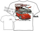 C6 Corvette Shirts Chevy Shirt Corvette Apparel Chevrolet Clothing C-6 Vette Tee