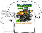 Ratfink T Shirts Big Daddy Clothing Ed Roth T Shirts Volkswagen Beetle Apparel