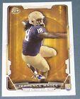TERRENCE MAGEE 2015 BOWMAN FOOTBALL ROOKIE CARD #108 BALTIMORE RAVENS