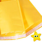 Medium Padded Envelopes EP6 215mm x 320mm Postal Mailer Mailing Bags Gold NEW
