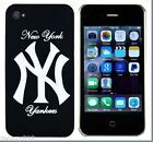 Baseball Hard Snap-On Back Case Cover for iPhone 4/4s