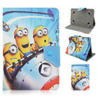 """Kids Cartoon Stand PU Leather Cover Case For Universal 7""""/8""""/10'' inch Tablet PC"""