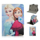 "Kids Cartoon Stand PU Leather Cover Case For Universal 7""/8""/10'' inch Tablet PC"