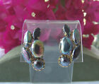 VINTAGE EARRINGS STUNNING! CLIP ON Made in W Germany