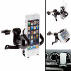 Pro Air Vent Car Van Kit Mount + Universal Holder for Apple iPhone 5 5c 5s SE