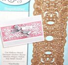 Spellbinders Shapeabilities Nestabilities Cut Emboss Stencil Designs Shapes New