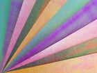 10 A4 Sheets Beautiful Iridescent Shimmer Paper Mixed/SingleColour UK&SPAIN ONLY
