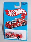 Hot Wheels 2016 Target Retro Series DNF18 Power Pipes Red w/ 5SPs