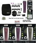 Wahl Bravura LITHIUM Cordless Clipper SET/KIT w/2 Adjustable BLADES,Guide Combs