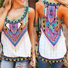 Sexy Charm Women Lady's Summer Sleeveless Vest Casual Tank Top Shirt Blouse