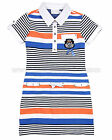 GEOX Girl's Striped Polo Dress, Size 3