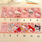 Pink Hellokitty Cartoon TPU Soft Back Case Cover For Samsung Galaxy Note 5
