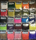 Strung Marabou Plumes ¼ oz Superfly Fly Tying Feather Material Quills 25 Colors