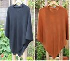 New Cashmere Wool Poncho, Cashmere Poncho, Cardigan CLEARANCE SALE