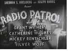 Radio Patrol - Classic Cliffhanger Serial Movie DVD Grant Withers