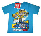 TRANSFORMERS AUTOBOTS OPTIMUS PRIME BUMBLEBEE boys t-shirt S-XL 4-9y Free Ship