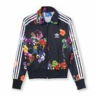 ADIDAS ORIGINALS FLORAL BURST FIREBIRD TRACK TOP AZ3247 Jacket Trefoil Flower