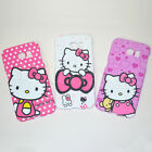Hellokitty Cat Cartoon Dual Back Case & Front Cover for Samsung Galaxy S6