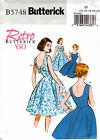 Butterick Pattern B5748 5748 Ladies Dress Retro '60 6-14 14-22