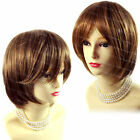 Wiwigs Short Posh Summer Style Champagne & Strawberry Blonde Natural Ladies Wig