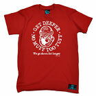 Get Deeper No Muff Too Tuff T-SHIRT Diving Gear Dive Rude Funny birthday gift