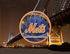 NY Mets Personalized Edible Print Premium Cake Toppers Frosting Sheets 5 Sizes