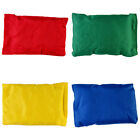 New 360 Soft Filled Kids Play Toys PE Games Bean Bags Pack Of 10 All Colours