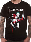 DC Comics - T-Shirt Joker Harley Quinn Alex Ross - Licence officielle