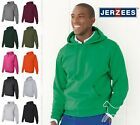 JERZEES Mens NuBlend Hooded Sweatshirt Hoodie 996MR Up to 5X