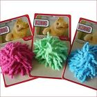 Kong Cat Moppy Ball Kickeroo & Moppy Feathers Soft Rattling Toy Ball Pouncing Hu