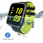 Waterproof GV68 Bluetooth Smart Watch Heart Rate Monitor GPRS For iPhone Samsung