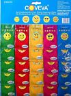 Smiley Sun Air Freshener - Various Designs-Car, Home, Gym Bag, Office etc