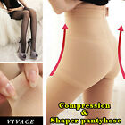 K37 Japan Style Compression Shaper Sheer Pantyhose Stocking Long-wearing