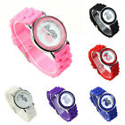 Fashion Bear Silicone Kids Watches Boys Girls Analog Quartz Wrist Watch Casual