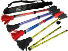 PICASSO FLOWER Stick Set-Incl Handsticks + Bag -Pro Flower, Devilsticks Juggling