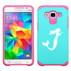 For Samsung Galaxy Core / Grand Prime Shockproof Impact Hard Case Cover Mermaid