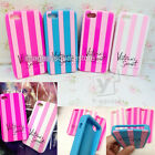 Apple iPhone 66s Plus 55s Stripes Victoria's secret PINK Silicone Sexy Soft Case