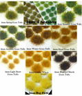 120 x 4mm Static Grass Tufts Self Adhesive 28mm AWI Wargames Basing Scenery