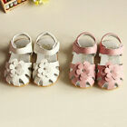 New Fashion Summer Baby Girls' Toddler Shoes Genuine Leather Casual Sandals