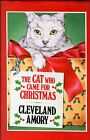 CLEVELAND AMORY - THE CAT WHO CAME FOR CHRISTMAS - TRUE STORY - 1988 - UNREAD
