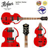 More images of Hofner Violin 6-String Guitar (Cherry, Ignition [Limited Edition]) *Brand New*